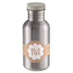 Blafre drinkfles RVS Grijs