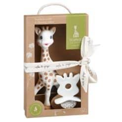 Set Sophie de Giraf met bijtspeentje