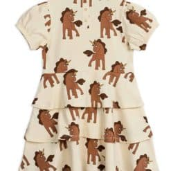 Mini Rodini Unicorns dress