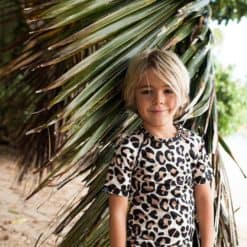 Beach & Bandits UV Shirt Leopard Shark