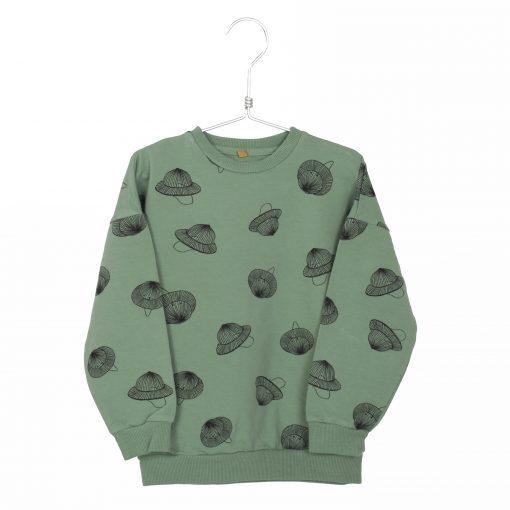 lotiekids Sweatshirt Hats tree green