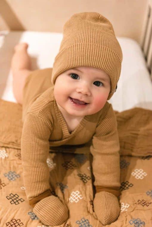 Lodger Baby Muts Katoen Sensitive