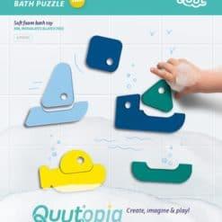 Quutopia Badpuzzel Bootjes
