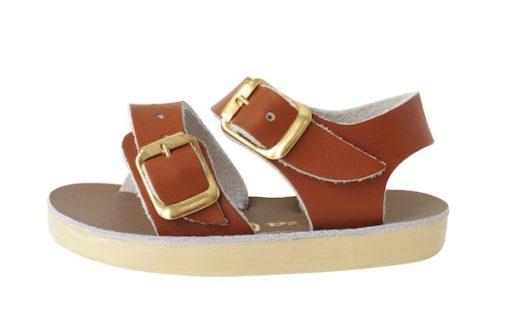 Salt-Water sandals Sea Wee Tan