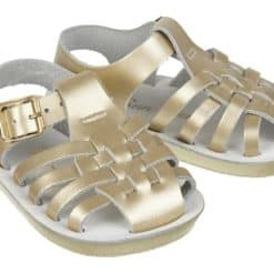 Salt-Water sandals Sailor Child Gold