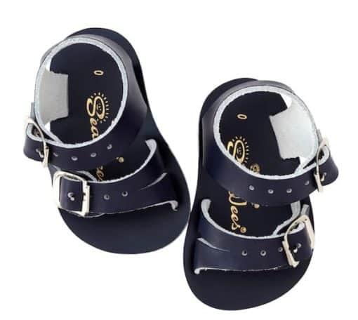 Salt-Water sandals Sea Wee Navy