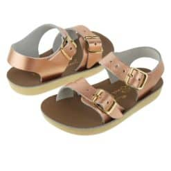 Salt-Water sandals Sea Wee Rose Gold