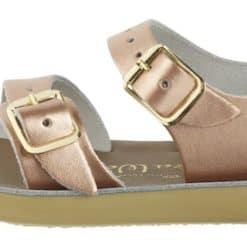 Salt-Water sandals Sea Wee Rose Gold