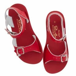 Salt-Water sandals surfer red