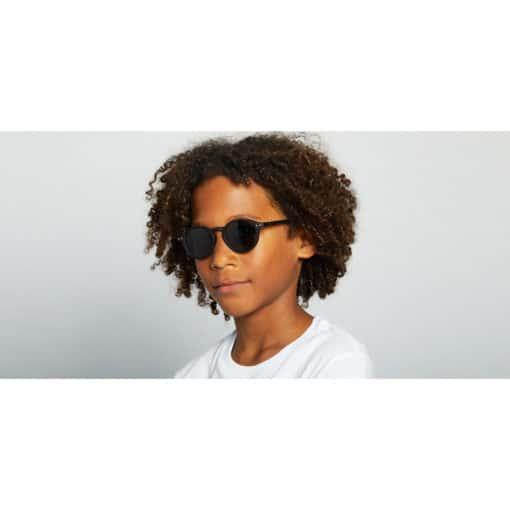 Izipizi zonnebril Junior Black #D