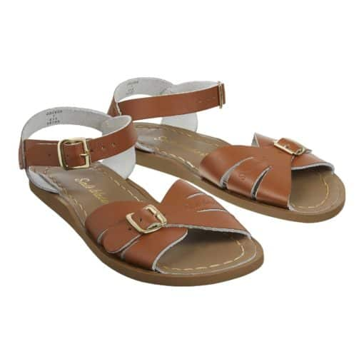 Salt Water Sandals Classic Adult Tan