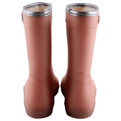 Enfant thermoboots metallic rose