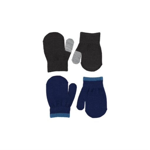 Molo Mittens Kenny Ink Blue