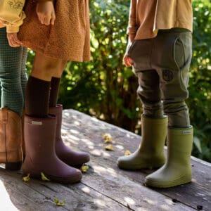 Welke maat schoenen bij welke leeftijd kind?