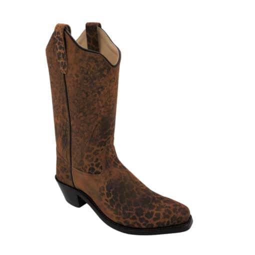 Bootstock laarzen Leopard