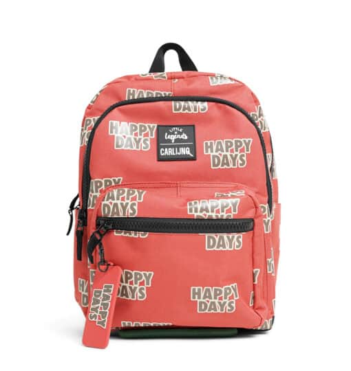 CarlijnQ Backpack Hapy Days