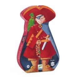 Djeco Puzzel De Piraat