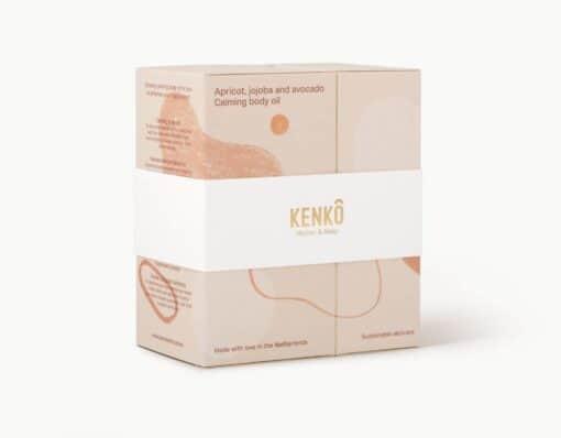 Kenko Calming Body Oil Set