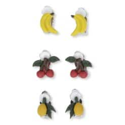 Konges Slojd Earclips Fruit