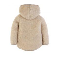 Alwero kids hoodie mody beige