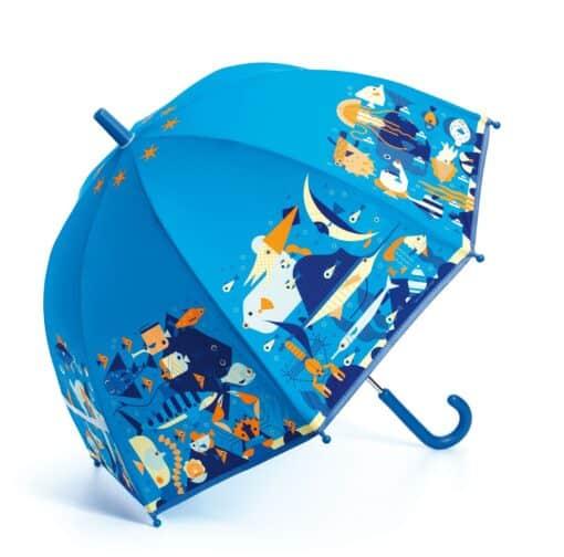Djeco Kinderparaplu Seaworld