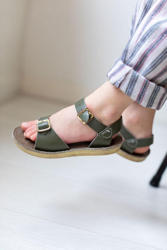 Leuke sandalen voor jongens