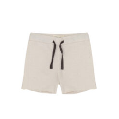 Phil & Phae Raw-edged sweat shorts