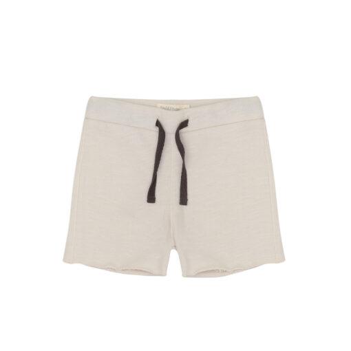 Phil & Phae Raw-edged sweat shorts