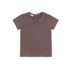 Phil & Phae Collar Tee Heather s/s