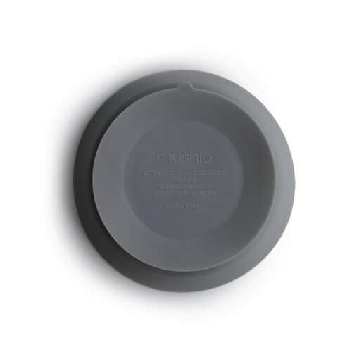 Mushie Siliconen Kommetje Stone