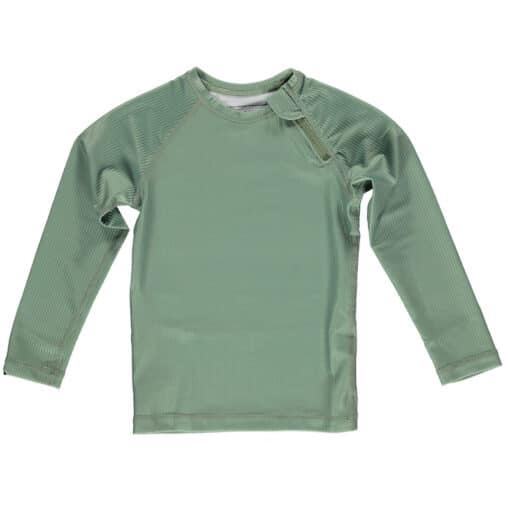 Beach & Bandits Basil Ribbed UV Shirt