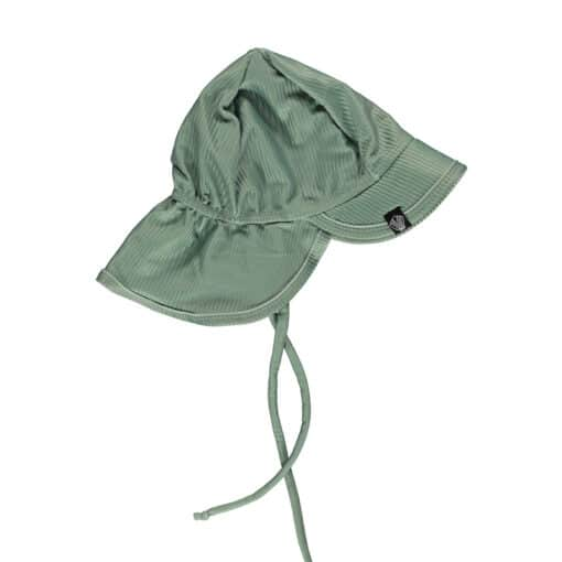 Beach & Bandits Basil Ribbed Hat