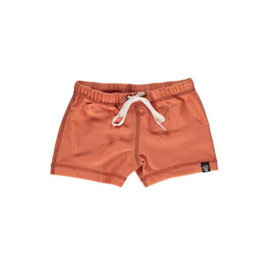 Beach & Bandits Clay Ribbed swimshort
