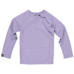 Beach & Bandits Lavender Ribbed UV Shirt