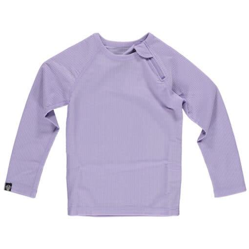 Beach & Bandits Lavender Ribbed UV Shirt