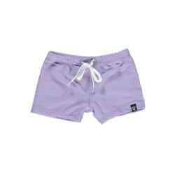 Beach & Bandits Lavender Ribbed swimshort