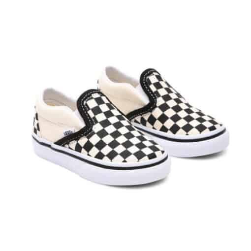 Vans Toddler Checkerboard Slip-On