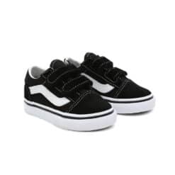 Vans Toddler Old Skool V Black