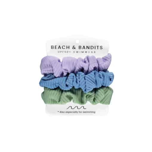 Beach & Bandits Scrunchies Ribbed