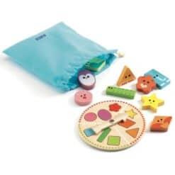 Djeco Spel Tactilobasic