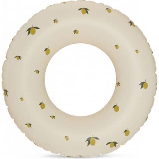 Konges slojd Swim ring baby lemon