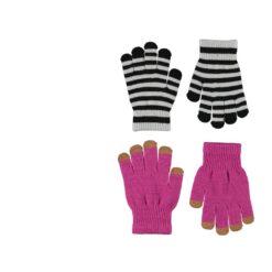 Molo Gloves Kei Deer Wild Pink