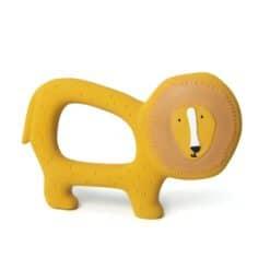 Trixie rubber bijt-grijpspeeltje Mr. Lion