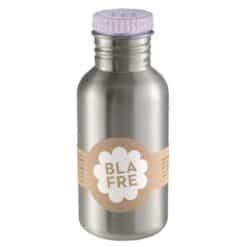 Blafre drinkfles RVS Lila 500ml